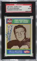 Chuck Bednarik [SGC Authentic Authentic]