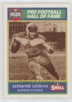 Alphonse Leemans