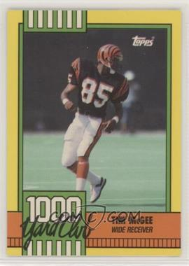 1990 Topps - 1000 Yard Club - With Disclaimer #15 - Tim McGee