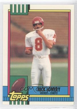 1990 Topps - [Base] - Collector's Edition (Tiffany) #255 - Nick Lowery