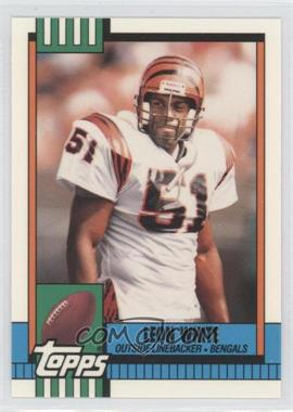 1990 Topps - [Base] - Collector's Edition (Tiffany) #267 - Leon White