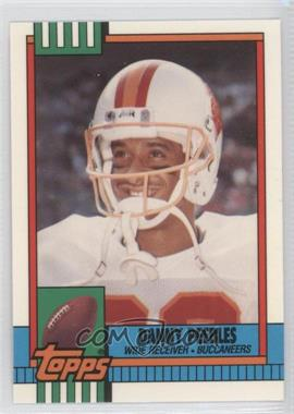 1990 Topps - [Base] - Collector's Edition (Tiffany) #401 - Danny Peebles