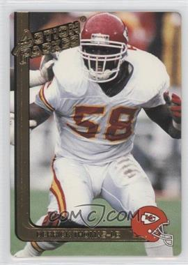 1991 Action Packed - [Base] - Gold #22G - Derrick Thomas