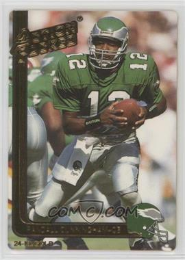1991 Action Packed - [Base] - Gold #34G - Randall Cunningham