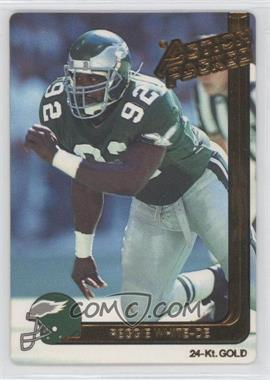 1991 Action Packed - [Base] - Gold #35G - Reggie White