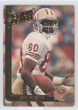 1991 Action Packed - [Base] - Gold #36G - Jerry Rice
