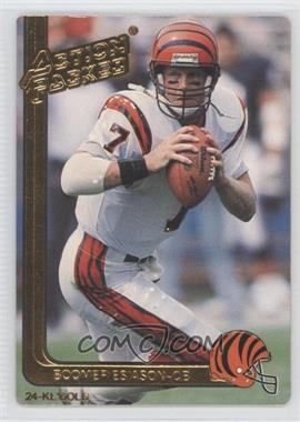 1991 Action Packed - [Base] - Gold #9G - Boomer Esiason