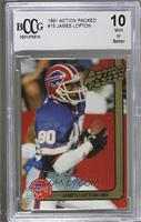 James Lofton [ENCASED]
