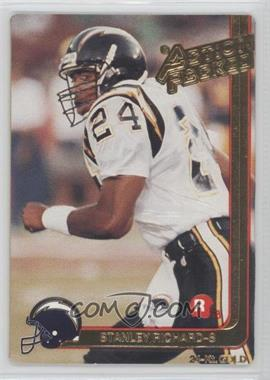 1991 Action Packed Rookies - [Base] - Gold #8G - Stanley Richard