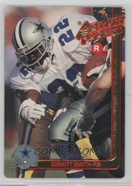 1991 Action Packed Rookies - Prototype #R* - Emmitt Smith