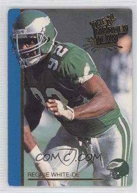 1991 Action Packed The All-Madden Team - [Base] #19 - Reggie White