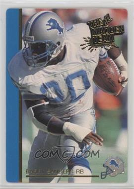 1991 Action Packed The All-Madden Team - [Base] #30 - Barry Sanders