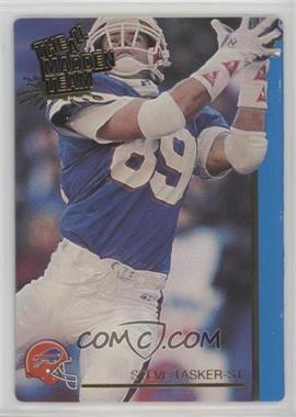 1991 Action Packed The All-Madden Team - [Base] #50 - Steve Tasker