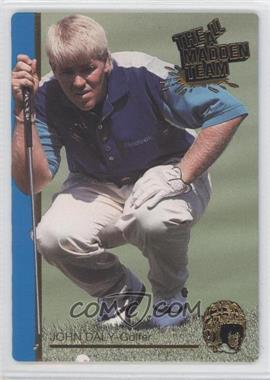 1991 Action Packed The All-Madden Team - [Base] #51 - John Daly