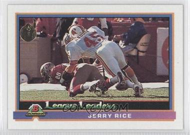 1991 Bowman - [Base] #274 - Jerry Rice