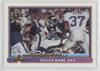 Super Bowl XXV (San Francisco 49ers, Buffalo Bills)