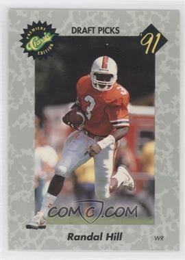 1991 Classic Draft Picks - [Base] #21 - Randal Hill