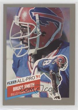 1991 Fleer - All-Pro #5 - Bruce Smith