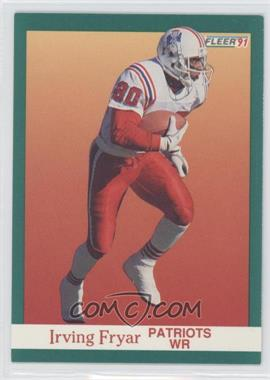 1991 Fleer - [Base] #137 - Irving Fryar
