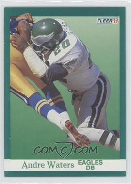 1991 Fleer - [Base] #335 - Andre Waters