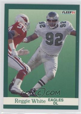 1991 Fleer - [Base] #336 - Reggie White