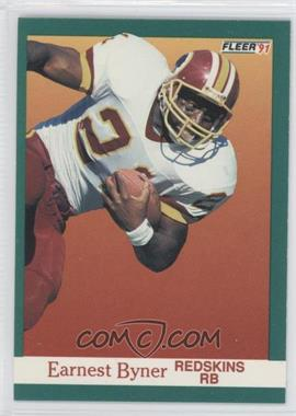 1991 Fleer - [Base] #383 - Earnest Byner