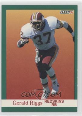 1991 Fleer - [Base] #392 - Gerald Riggs