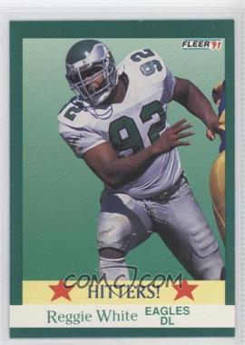 1991 Fleer - [Base] #397 - Reggie White