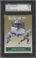 Barry Sanders [SGC 96 MINT 9]