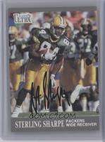 Sterling Sharpe [JSA Certified Auto]