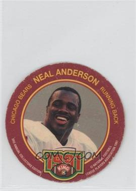 1991 King-B Collector's Edition Discs - [Base] #11 - Neal Anderson