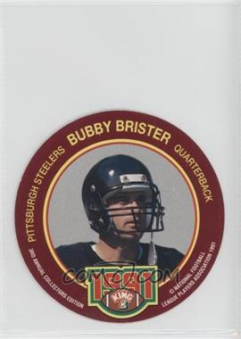1991 King-B Collector's Edition Discs - [Base] #4 - Bubby Brister