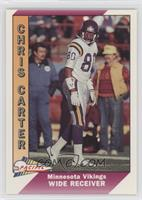 Cris Carter (Error: Misspelled