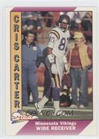 Cris Carter (Corrected: Name Spelled Correctly)