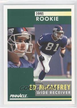 1991 Pinnacle - [Base] #322 - Ed McCaffrey