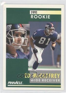 1991 Pinnacle - [Base] #322 - Ed McCaffrey