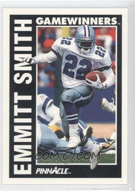 1991 Pinnacle - [Base] #364 - Emmitt Smith