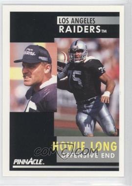1991 Pinnacle - [Base] #75 - Howie Long