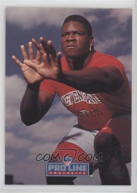 1991 Pro Line Portraits - Autographs #BRAR - Bruce Armstrong