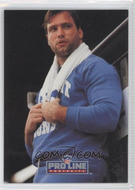 1991 Pro Line Portraits - Autographs #CHSP - Chris Spielman