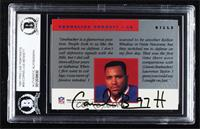 Cornelius Bennett [BGS Authentic]
