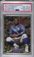 Cortez Kennedy [PSA 8 NM‑MT]