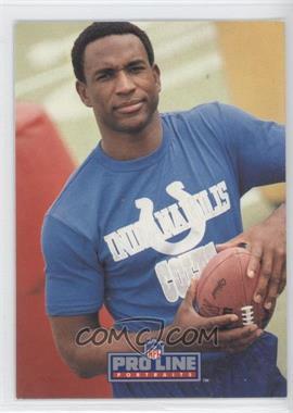 1991 Pro Line Portraits - Autographs #ERDI - Eric Dickerson