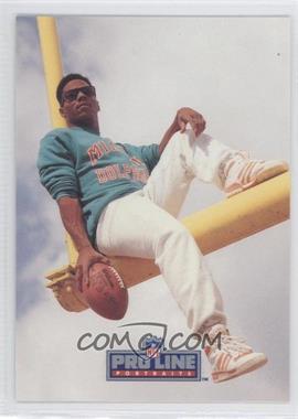 1991 Pro Line Portraits - Autographs #MACL - Mark Clayton