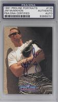 Jim McMahon [PSA/DNA Certified Auto]