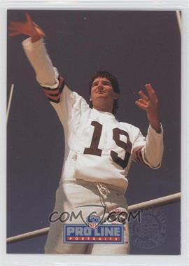 1991 Pro Line Portraits - Punt, Pass and Kick #8 - Bernie Kosar