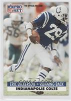 Eric Dickerson (Error: No NFLPA Logo on back, 677 in second line)