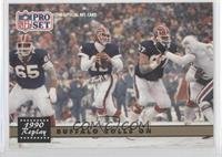 Buffalo Rolls On (Jim Kelly) (Corrected: NFLPA logo on Back)