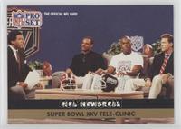 Super Bowl XXV Tele-Clinic