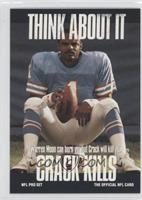 Think About It - Warren Moon (Large Text on Back)